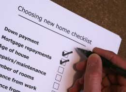 Real Estate Home Buying Checklist